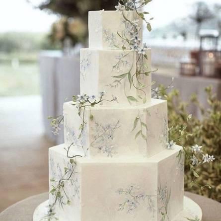 10 Hot Wedding Cake Trends 2020